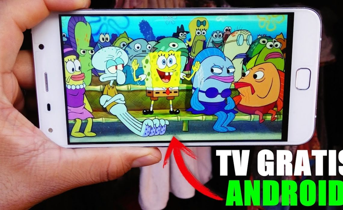 television gratis android